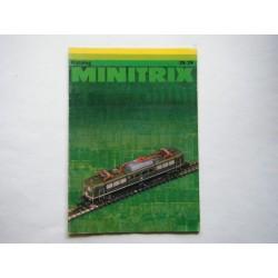 MINITRIX 1978